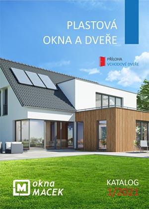 Katalog Okna Macek 2014, Svitavy