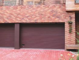 Sekční vrata garážová Svitavy